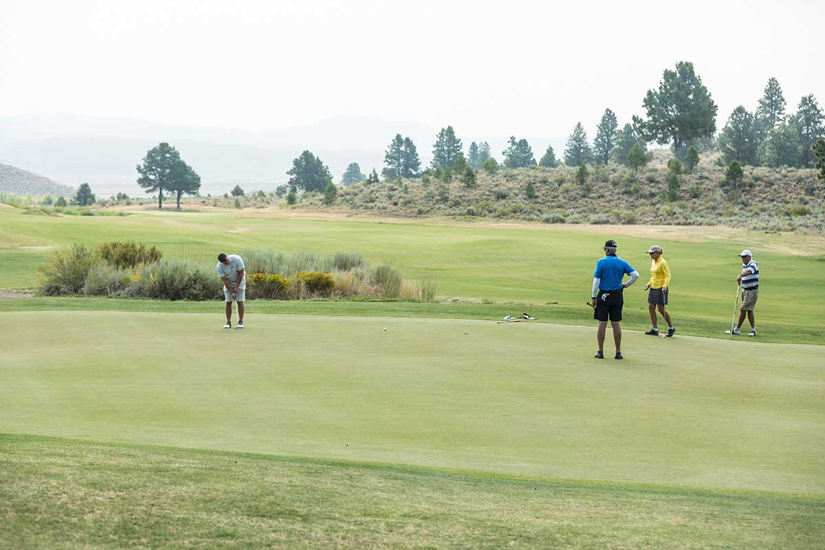 Hankins 18-Hole Course at The Retreat and Links at Silvies Valley Ranch